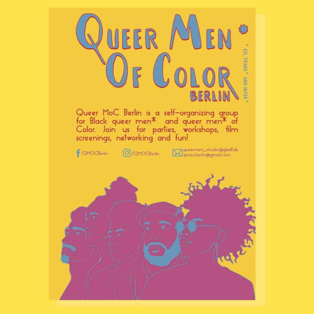 Queer men of color