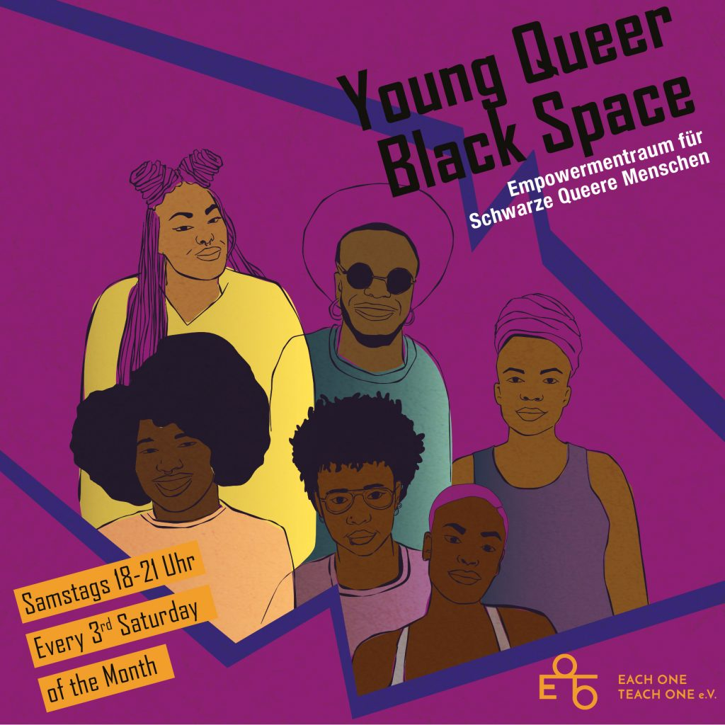 Young Queer Black Space
