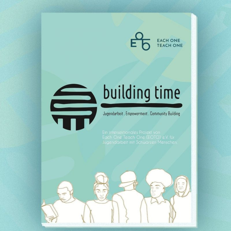 Eoto Building Time broschure