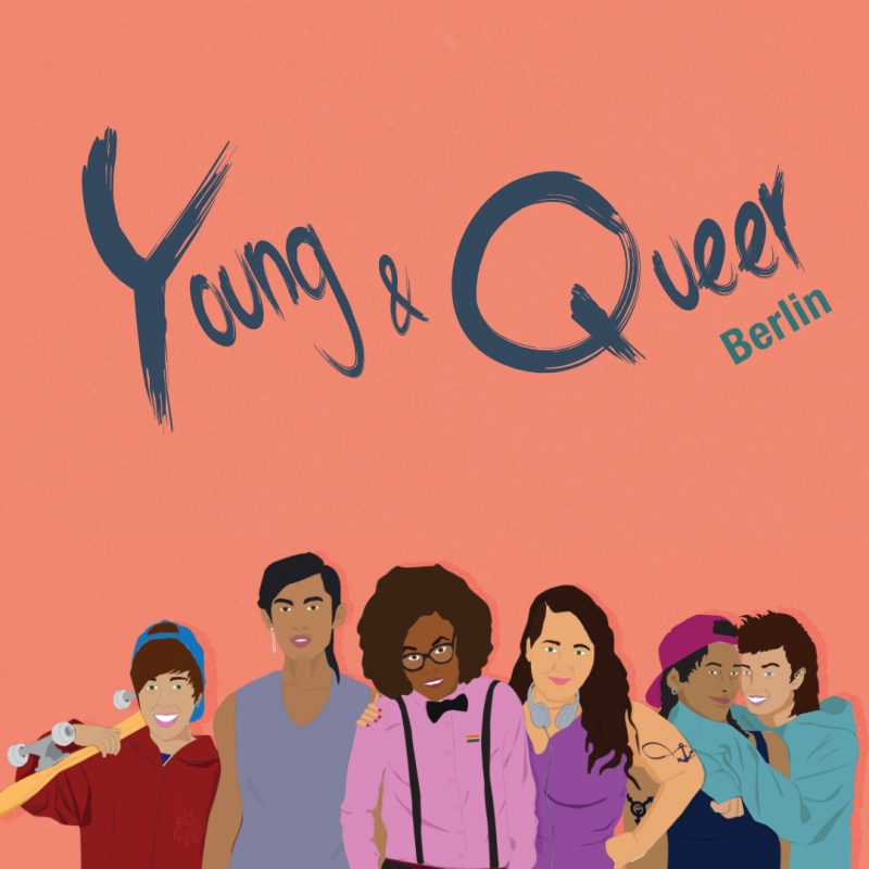Young and Queer group Berlin